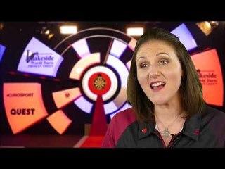 Lorraine Winstanley On reaching the final