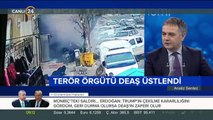 Terör örgütü DEAŞ üstlendi