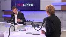 """#GrandDébat """"Ça ne marque pas la fin du mouvement des #GiletsJaunes"""" affirme Clémentine Autain.  """"Il nous fait revenir par la porte l'immigration, la laïcité, qui n'étaient pas au cœur des préoccupations des Français"""" regrette la députée #LFI"""