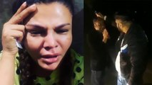 Rakhi Sawant gets angry on Deepak Kalal for getting beaten up; Watch Video | FilmiBeat