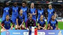 Equipe de France Féminine : Charlotte Lorgeré connaît déjà la musique I FFF 2019