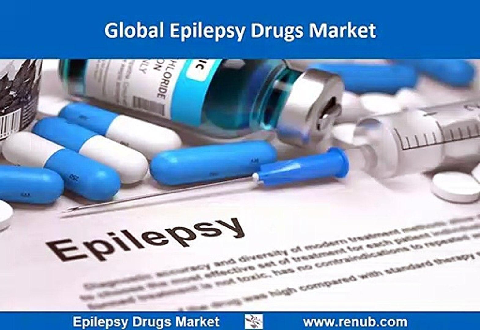 Global Epilepsy Drugs Market Size