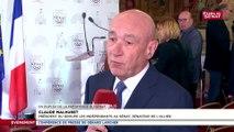 Claude Malhuret, « très en colère », de la remise en question du Sénat