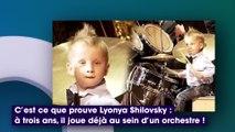 Cet enfant de 3 ans est tellement fort qu'il devient la vedette d'un orchestre !
