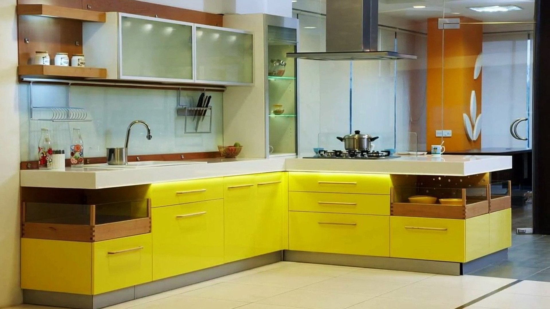 Indian Kitchen Design For Small Space Video Dailymotion
