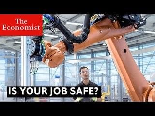 Is your job safe - collaboration, automation, annihilation? | The Economist