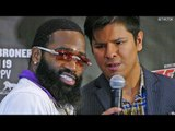 Adrien Broner GRAND ARRIVAL! | MGM Grand, Las Vegas. | vs. Manny Pacquiao