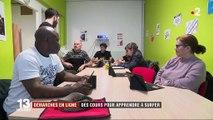 Démarches en ligne : des cours pour apprendre à surfer sur internet