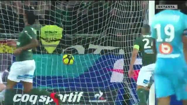 Saint-Etienne vs Marseille Highlights –  January 16th, 2019