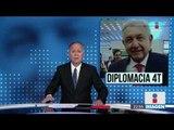 Oposición venezolana pide ayuda a López Obrador; él se niega a entrar en asuntos de otros países