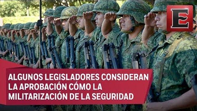 ¿Se debe o no se debe formar la Guardia Nacional en México?