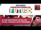 López Obrador dará banderazo al programa Jóvenes Construyendo el Futuro