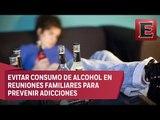 Niños mexicanos inician consumo de bebidas alcohólicas a los 10 años