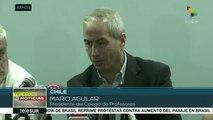 """Colegio de Profesores de Chile rechaza proyecto """"Admisión Justa"""""""