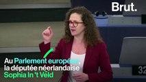 """""""Vous, le Conseil, êtes en train de construire la forteresse européenne"""" : une députée européenne dénonce la politique migratoire de l'Union"""