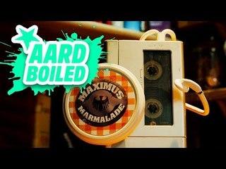 Stuff vs Stuff: Stereo vs Vaccuum Cleaner | AardBoiled Animated Shorts