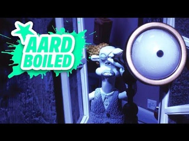 Len's Lens | Aardman Short | AardBoiled | Animated Shorts