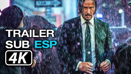 JOHN WICK 3: PARABELLUM | Trailer SUBTITULADO Español (HD) Keanu Reeves