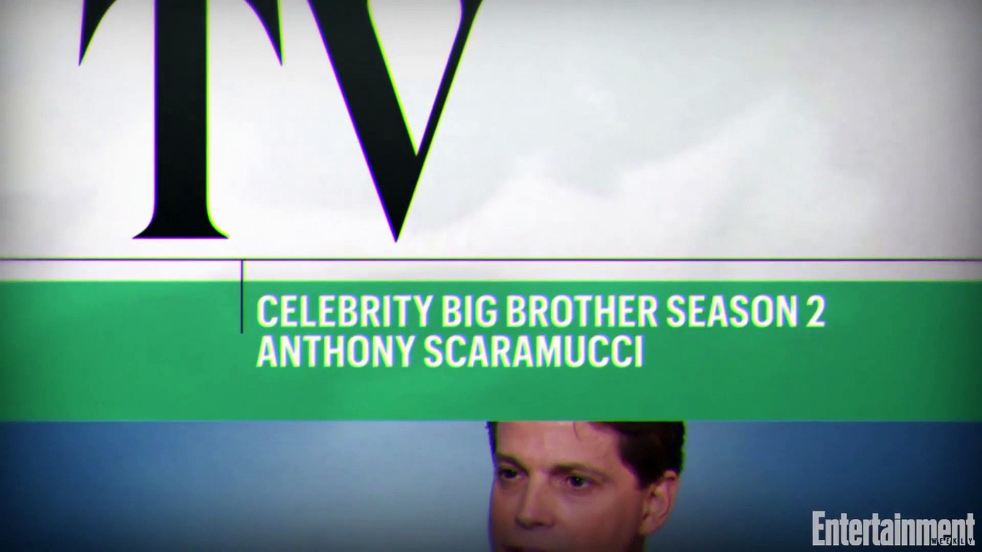 Anthony Scaramucci On What 'Big Brother' & The White House Have In Common | Entertainm