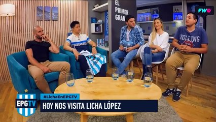 Licha López habla de la continuidad y sueño de ganar un título en Racing