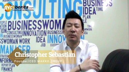 Christopher Sebastian Rela Tinggalkan Zona Nyaman Demi Ambisi Besar