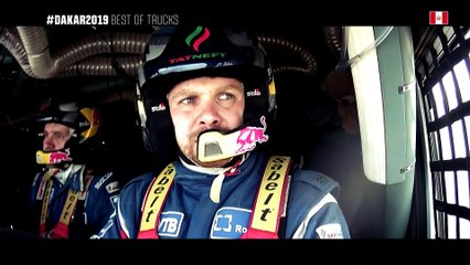 Best Of Truck - Dakar 2019