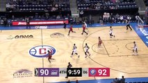 Troy Williams (17 points) Highlights vs. Agua Caliente Clippers