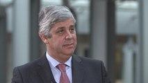 Eurogroup president Mário Centeno on Brexit and EU Elections
