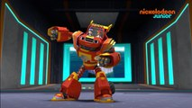 Blaze et les Monster Machines | Blaze et le petit lapin | NICKELODEON JUNIOR