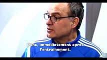 Le jour où Bielsa a donné des conseils de management à... Zidane