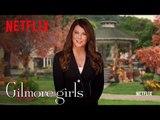 Gilmore Girls Global Announcement   Lauren Graham [HD]   Netflix