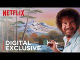 Digital Exclusive | Happy Birthday Bob Ross! | Netflix