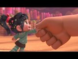 Wreck it Ralph Clip : Ralph and Vanellope