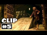 """""""Dwarves and Barrels"""" THE HOBBIT 2 The Desolation of Smaug Movie Clip # 5"""