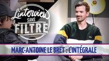 Marc-Antoine Le Bret : Spectacle, télévision... Il se confie sans filtre !