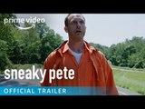 Sneaky Pete Season 2 - Official Trailer | Prime Video