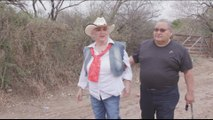 US: Local residents oppose Trump's border wall