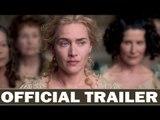 A LITTLE CHAOS Trailer ( Kate Winslet, Matthias Schoenaerts - 2015)