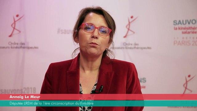 Interview Annaïg LE MEUR