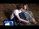 On the set of PAPER TOWNS (Behind the Scenes)