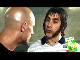 THE BROTHERS GRIMSBY (Sacha Baron Cohen - Mark Strong)
