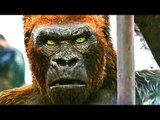WAR FOR THE PLANET OF THE APES Trailer # 4 - New Movie 2017