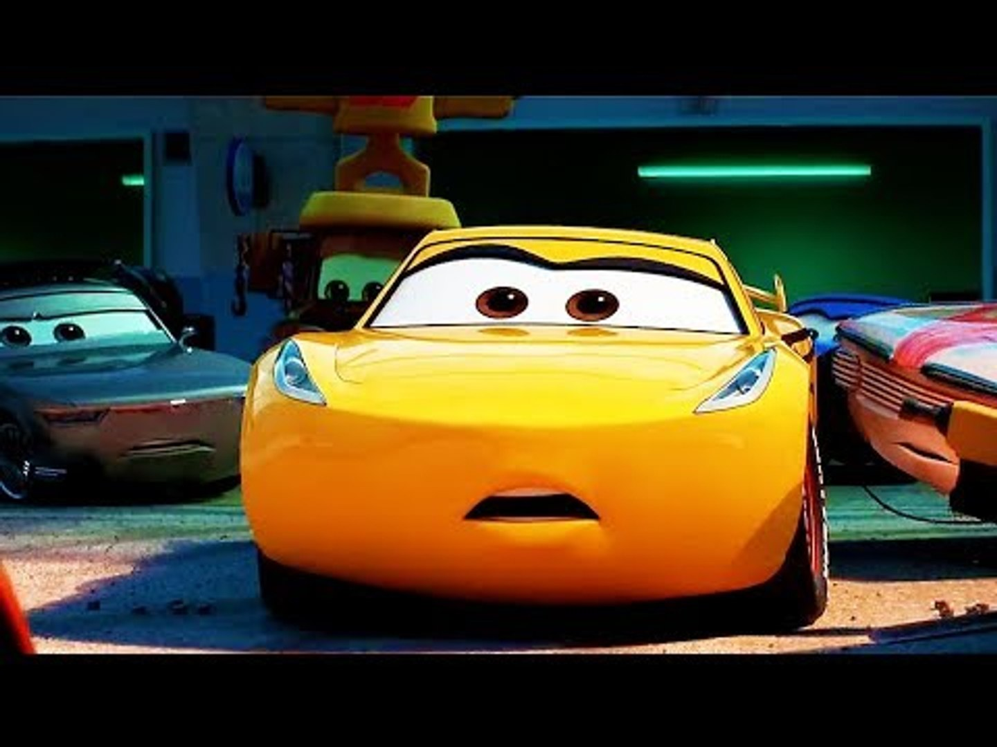 Cars 3 Deleted Scenes Animation 2017 Video Dailymotion