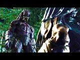 "THE PREDATOR ""Giant Predator VS Classic Predator"" Trailer (NEW 2018) Sci-Fi Movie HD"