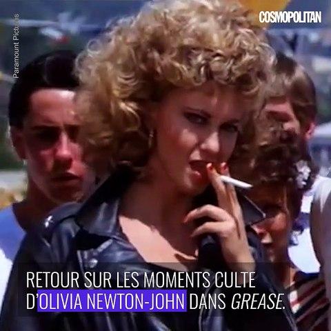 Les moments culte d'Olivia Newton-John dans Grease