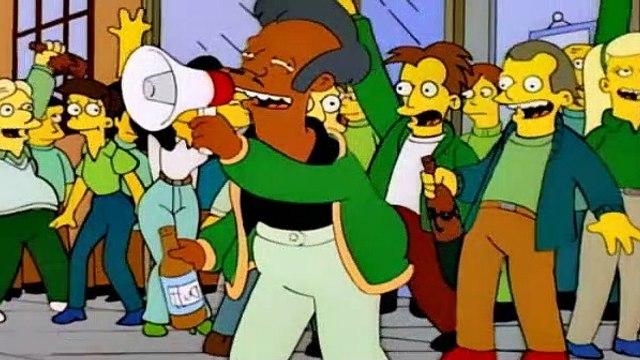 The Simpsons S08E18 Homer vs the 18th Amendment