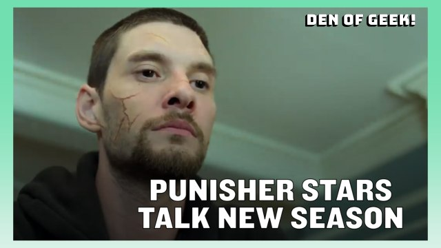 The Punisher Season 2 - Ben Barnes and Amber Rose Revah Interview