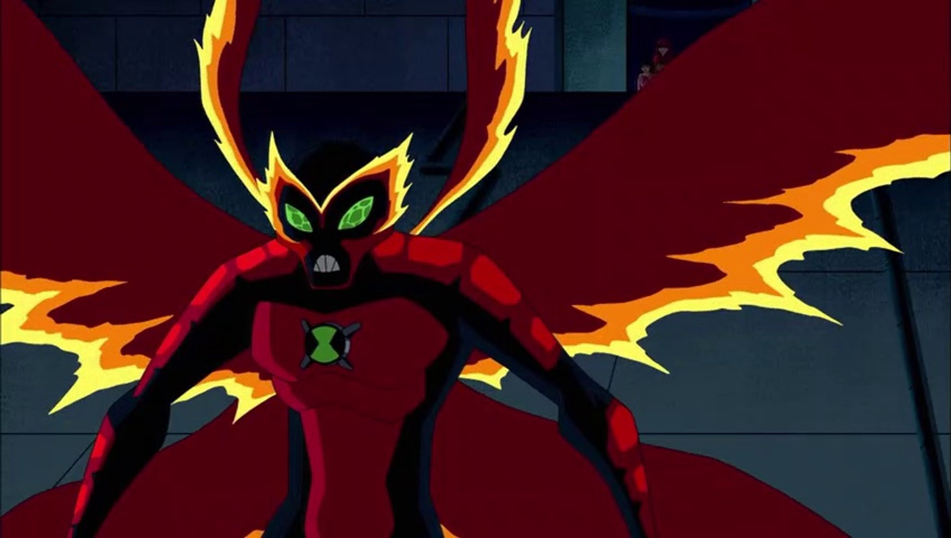 Ben 10 Ultimate Alien - Tamil - The Flame Keepers Circle - HD