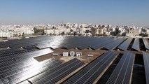 Jordan's switch to renewable energy with solar power