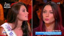 Miss France VS Miss Excellence : Delphine Wespiser face à Maéva Serradji